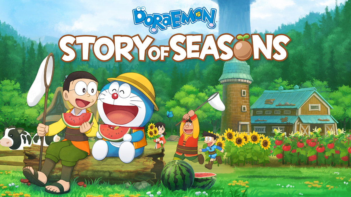 Doraemon Story of Seasons para PS4