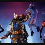 skin X-Force Fortnite marvel